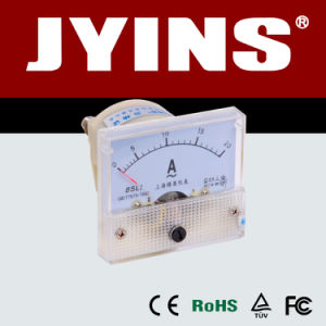 AC DC Current Analog Panel Ammeter (JY-85L1) pictures & photos