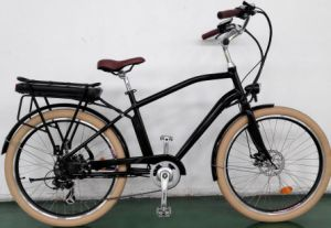 Classic Retro Electric Bike for Lady