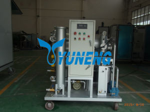Good Design Lube Oil Remove Particles Filter Machine pictures & photos
