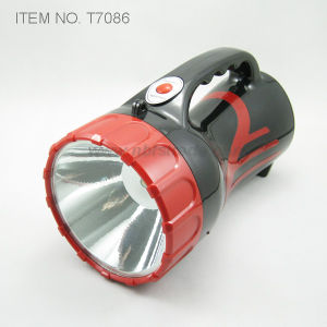 Portable LED Camping Lantern Rechargeable High Power LED Searchlight pictures & photos