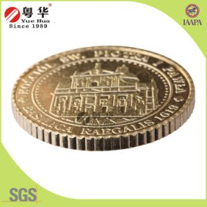 Collection Special Shape Edge Reeded Token pictures & photos