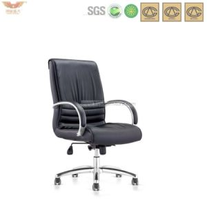 Office Furniture PU Upholstered Office Chair pictures & photos