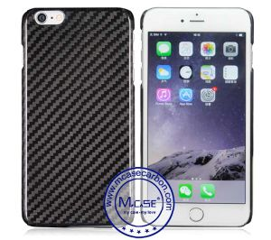 China Supply Best Quality Carbon Fiber Back Cover for iPhone 6s Plus pictures & photos