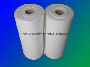 CE Certified Fireproof Ceramic Fiber Paper pictures & photos