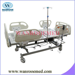 ICU Bed with Nurse Controller on Foot End pictures & photos