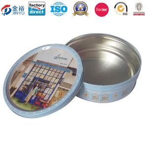 Denmark Cookie Box Canning Cookie Biscuit Cake for Promotion pictures & photos