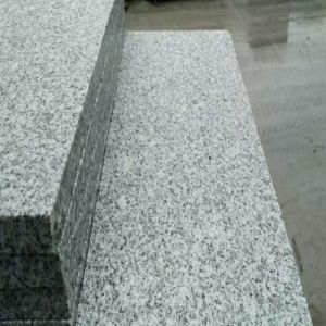 China Flamed Grey Granite Tile G603 for Step Stone pictures & photos