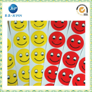 2016 Hot Sale Printed Custom Self Adhesive Art Paper Label Sticker (JP-S159) pictures & photos