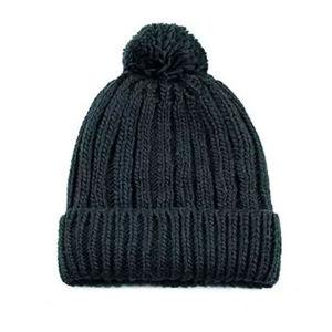 Jacquard Crochet Beanie Blank Beanie 100% Acrylic pictures & photos