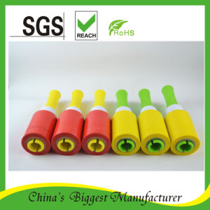 Different Colors Mini Stretch Wrap with Plastic Handles pictures & photos