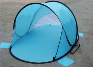 Carries Portable Easyup High-Qua Sunshelter Beach Tent for Camping pictures & photos