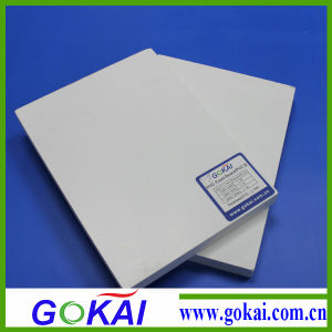 1220mm*2440mm White PVC Foam Board pictures & photos