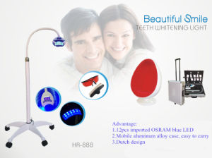 Ce Professional LED Portable Teeth Whitening Light pictures & photos