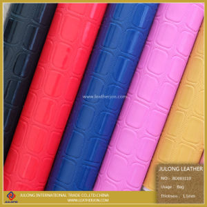 Synthetic Leather PVC (BD003) pictures & photos