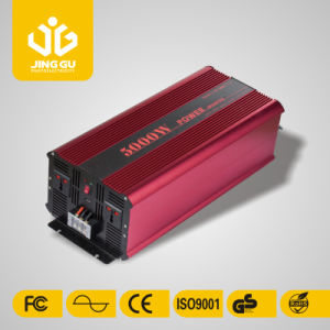 5000watts Pure Sine Wave Solar Power Inverter 48volts pictures & photos