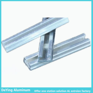 Aluminum/Aluminum Profile Extrusion for Hair Straightener pictures & photos