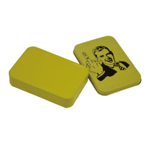 Rectangle Child Resistant Metal Pill Box pictures & photos