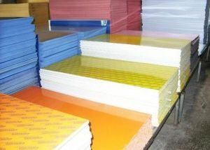ABS Plastic Sheet for Advertisement