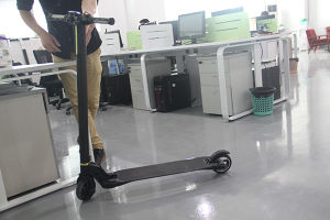250W Lithium Battery Carbon Fiber Mobility Scooter for Working pictures & photos