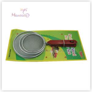 3PCS Kitchen Tools Sieves, Metal Colander Mesh Strainer pictures & photos