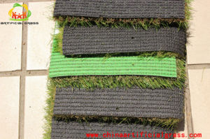 Popular Sales PE and PP Garden Synthetic Turf From Factory pictures & photos