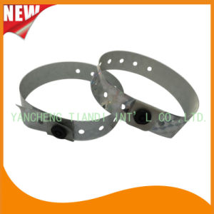 Entertainment Holographic One Time Use Promotion Custom ID Wristband (E8070J-4) pictures & photos
