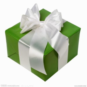 Paper Gift Box for Packing and Shipments pictures & photos
