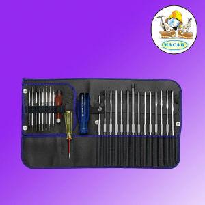Precision 25 in 1 Torx Screwdriver Tweezers Tool Set pictures & photos