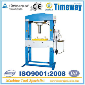 Popular Power Operated Hydraulic Press Machine (JMDY50, JMDY60) pictures & photos