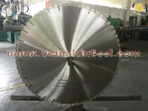 18′′ Diamond Saw Blade with U Notch Segment pictures & photos