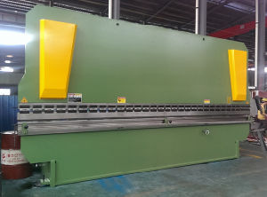 Hydraulic Press Brake with ISO and CE, Metal Sheet Bending Machine