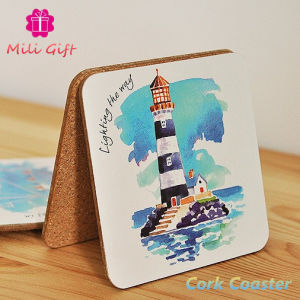 Hot Cork Coaster Round Table / Glass Cup Mat Pad pictures & photos