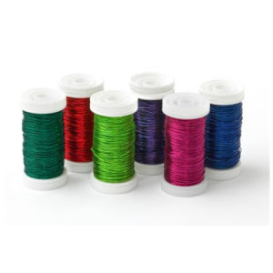 China Supply Aluminium Colorful Craft Wire pictures & photos