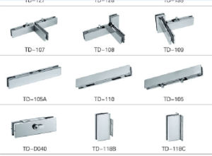 Stainless Steel Patch Fitting High Quality / Td-105 pictures & photos