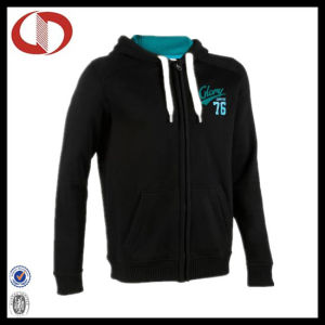 OEM New Pattern Custom Logo Man′s Zip Hoodies pictures & photos