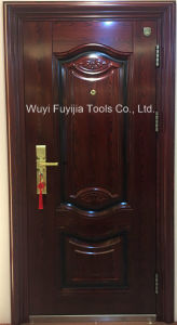 Steel Door Single Door & Security Door (fire doors) Fyj-8860