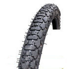 Black MTB Rubber Bicycle Tyre pictures & photos