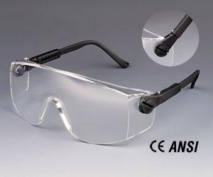 Anti-UV Fuction Safety Worker Glasses (HW110-9) pictures & photos
