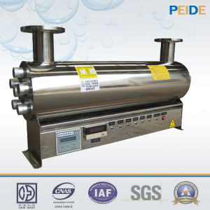 40-360W Ss304 Self Clean UV Water Purifier pictures & photos
