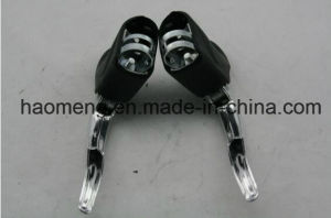 Aluminium and Plastic Bicycle Brake Handle pictures & photos