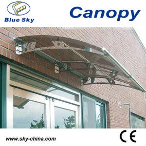 Good Waterproof Glass Stainless Steel Door Canopy (B900) pictures & photos