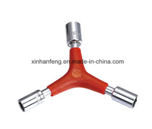 Bicycle ′′y′′ Box Wrench (HBT-033) pictures & photos