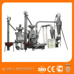 New Design Fully Automatic Low Price Rice Milling Machine pictures & photos