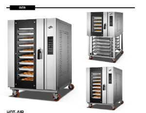 Hot Sale CE Approval Convection Oven (8D) pictures & photos