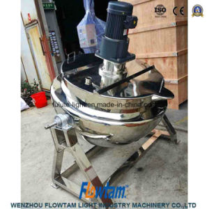 Customized Inox Jacket Cooking Pot with Blender pictures & photos