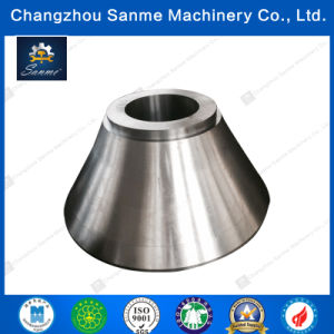 OEM Precision Sand Casting CNC Machining Part for Cone pictures & photos