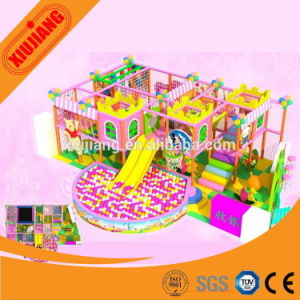 Wenzhou Wooden Indoor Playground Playset Toys pictures & photos