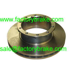 for Volvo/Mercedes-Benz Truck Brake Disc II18822/B221412/II31025/082135830/0004200272 pictures & photos