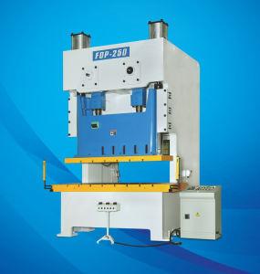1100kn Double Action Open Double Crank High Precision Press Machine pictures & photos