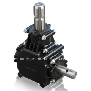 Gearbox with Aluminum Housing for Industirial & Constrution